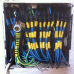 Main connection box