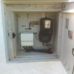 Original meter box