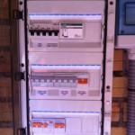 New distribution panel