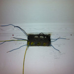 Original connection box