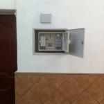 New meter box
