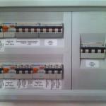 Reconfigured panel